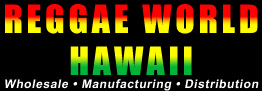 Reggae And Rasta Hawaii Clothing And Products